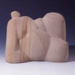 Reclining Woman    (Sandstone   21x28x11cm)   SOLD