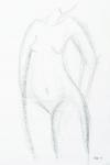 Female I   (charcoal)