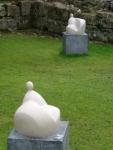 Sitting Figure I & II at Warbleton Priory 2005