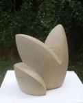 Wrapped Around Figure     (Sandstone  23x15x23cm)